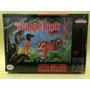 The Jungle Book Original Lacrado P/ Super Nintendo Snes