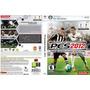 Jogo Pes 2012 Pro Evolution Soccer Pc Dvd Diversos Jogadores