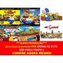 The Simpsons Ps2 (kit 4 Jogos) Os Simpsons Play 2 (promoção)