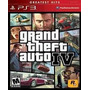 Jogo Do Ps3 Gta 4 - Gta Iv - Grand Theft Auto Iv