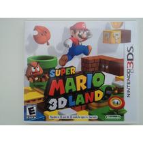 Super Mario 3d Land 3ds Ótimo Estado