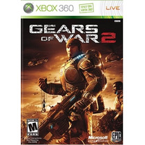 Gears Of War 2 - Xbox 360 - Pronta Entrega!