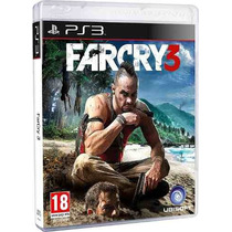 Far Cry 3 Ps3 Mídia Física Legendado Pt-bra
