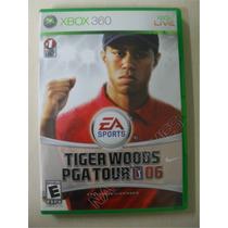 Tiger Woods Pga Tour 06 Completo - Original - Golfe