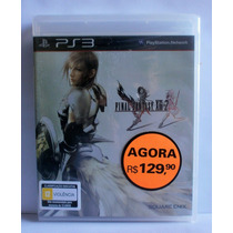 Final Fantasy 13 Xiii-2 - Jogo Ps3 - Novo - Lacrado