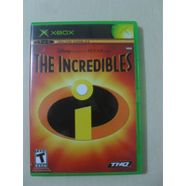 The Incredibles Os Incríveis Xbox Clássico Original