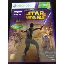 Jogo Kinect Star Wars Dvd Original Xbox 360