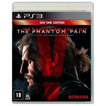 Jogo Metal Gear Solid V: The Phantom Pain Para Playstation 3