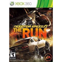 Need For Speed The Run Limited Edition - Original Impecável
