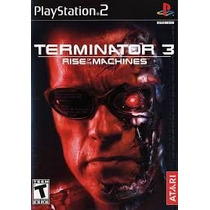 Terminator 3 Rise Of The Machines Ps2 Patch + 1 Brinde
