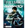 Jogo Game Original Dark Sector Revista Fullgames 99 Pc