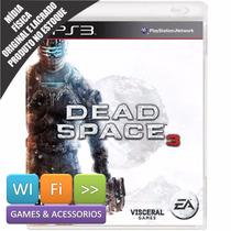 Dead Space 3 Ps3 Mídia Física Original Lacrado
