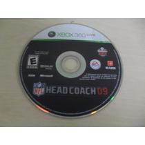 Nfl Head Coach 09 Original Somente Disco