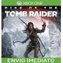 Rise Of The Tomb Raider - Xbox One Xone - Portugues Br