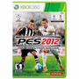 Pes 2012 / 12 - Xbox 360 - Midia Fisica, Original E Lacrado