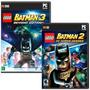 Kit Jogos Lego Batman 3 E 2 - Pc Dvd - Original - Portugues