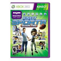 Kinect Sports Season Two - Midia Fisica Lacrado Novo