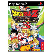 Dragon Ball Z Budokai Tenkaichi 3 ! Jogos Ps2