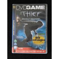 Jogo / Game: Thief Deadly Shadows - Pc - Caixa Original !!!
