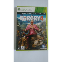 Far Cry 4 E Forza Motorsport 4 Originais Xbox360