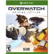 Overwatch Xbox One Pré-venda - Midia Física