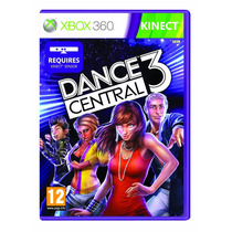 Game Kinect Dance Central 3 Microsoft Xbox 360