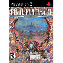 Final Fantasy Xl Treasures Of Aht Urhgan Online P/ Ps2 A6763