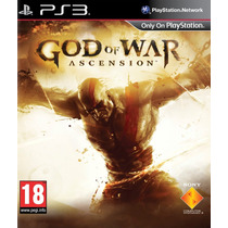 God Of War Ascension Ps3 Original Pronta Entrega