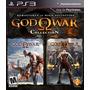 God Of War Collection Ps3 Mídia Física Original Sony E-sedex