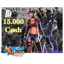 Point Blank - Cartão De 15.000 15k Cash - Envio Imediato!