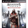 Ps3 - Assassins Creed Brotherhood Novo