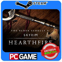 The Elder Scrolls V: Skyrim Hearthfire Dlc Pc Steam Cd-key