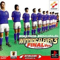 Patch Winning Eleven 3 Final Ver. Ps1