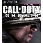 Call Of Duty Ghosts Cod - Ps3 Codigo Psn Jogo Em Português