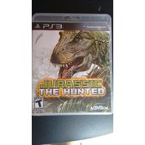 Jurassic The Hunted Para Ps3 Jogo Usado Completo