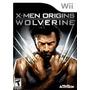 X-men Origins: Wolverine Wii Original Usado