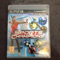 Sports Champions Ps3 Midia Fisica Frete R$10,00