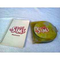Game Original The Sims 1 Para Pc C/ Manual E Todas Expansões