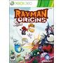Jogo Rayman Origins (br) - Xbox 360 Ubisoft