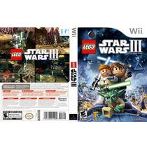 Wii - Lego Star Wars 3 The Clone Wars - Original