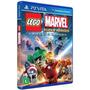 Jogo Novo Lacrado Lego Marvel Super Heroes Para Ps Vita