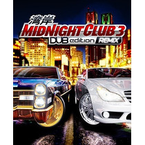 Midnight Club Remix - Patch Modificado Para Play 2
