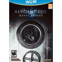 Resident Evil Revelations Wii U - Nintendo Wiiu