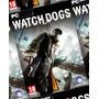Watch Dogs Pc Original Digital Cd Key Uplay Recba Hoje