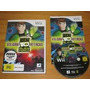 Ben 10 Vilgax Attacks Alien Force Wii Europeu
