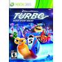 Jogo Novo Lacrado Turbo Super Stunt Squad Para Xbox 360 Ntsc