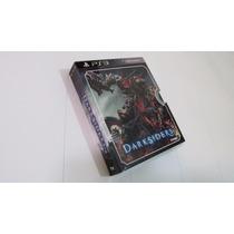 Box De Proteção Darksiders 1 E 2 Ps3 *