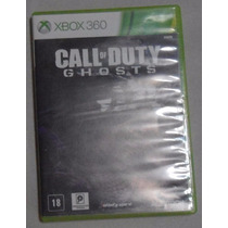 Jogo Call Of Duty Ghosts Para Xbox 360 Original