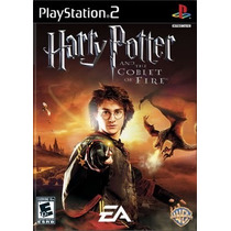 Harry Potter E O Cálice De Fogo Ps2 Patch + 2 De Brinde
