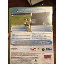 Jogo Original Xbox 360 Virtua Tennis 3
